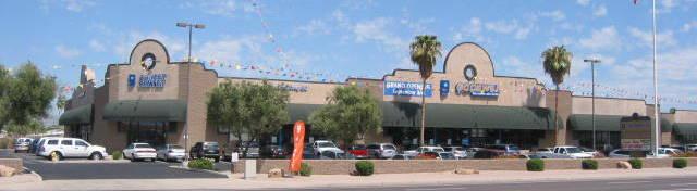 McKellips Center